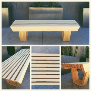 kenny ong slat bench